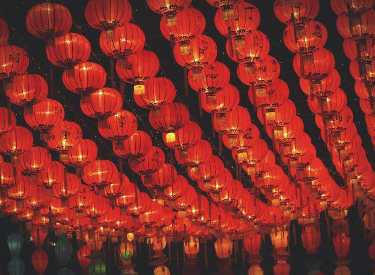 Oriental-Lantern